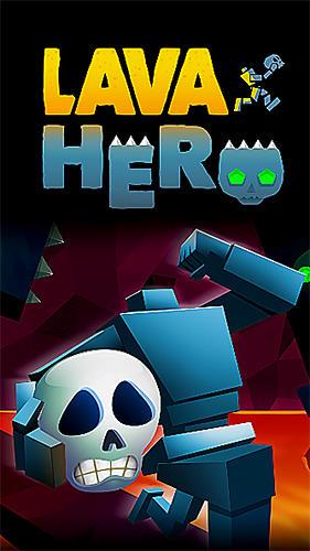 логотип Лава герой