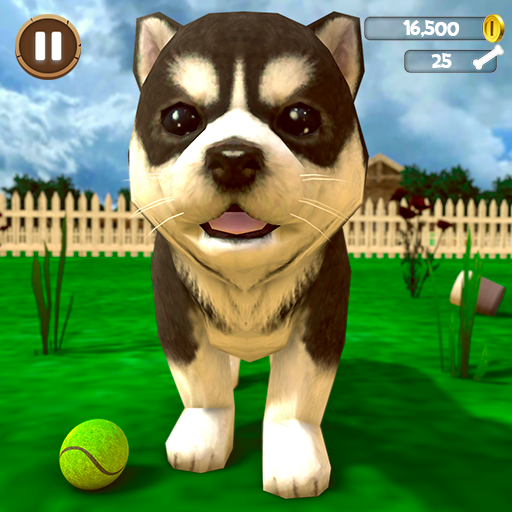 Virtual Puppy Simulator іконка