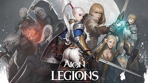 Aion legions captura de tela 1