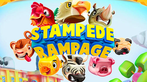 Stampede rampage: Escape the city Screenshot