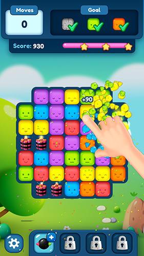 Cube blast puzzle block: Puzzle legend für Android