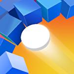 Pixel shot 3D Symbol