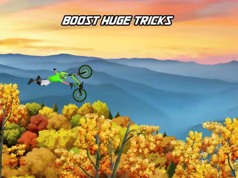 Bike mayhem mountain racing in Russian