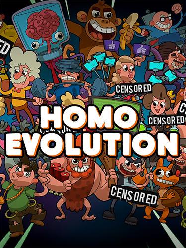 Homo evolution Screenshot