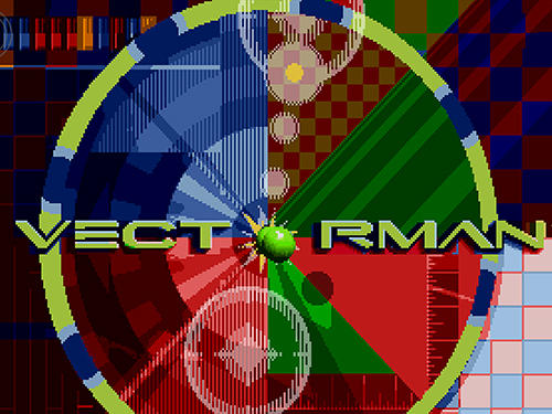 Vectorman classic captura de pantalla 1