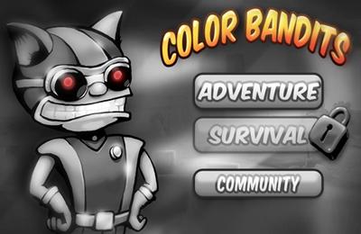 logo Les Bandits Colorés