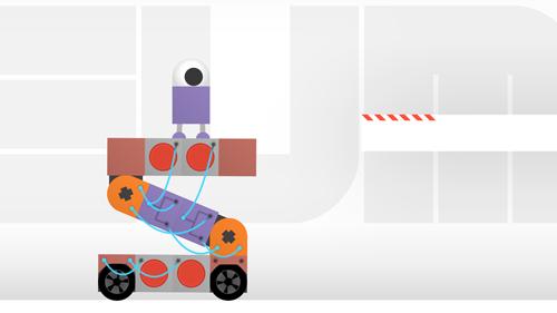 Одд: Побег робота на русском языке