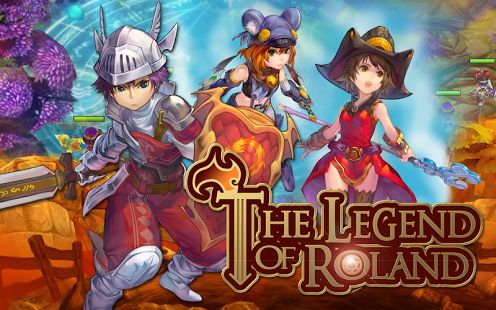 Legend of Roland: Action RPG captura de pantalla 1