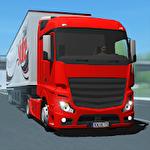 Cargo transport simulator Symbol