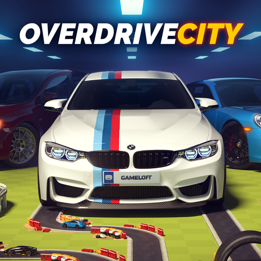アイコン Overdrive City