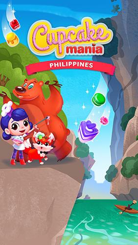 Cupcake mania: Philippines Screenshot