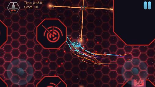 Arcade-Spiele Infiltrator für das Smartphone