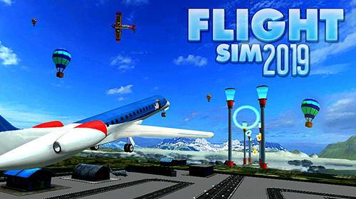 Capturas de tela de Flight sim 2019