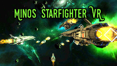 Minos starfighter VR capture d'écran 1