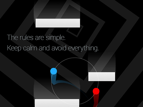 Captura de pantalla Dúo en iPhone