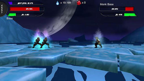 Power level warrior for Android