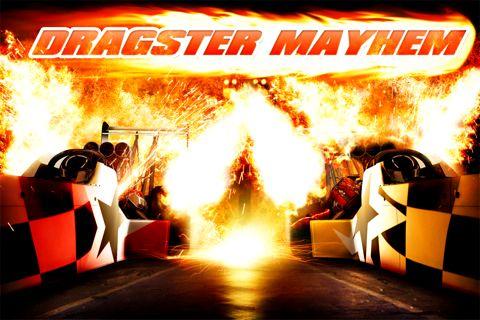logo Dragster Mayhem