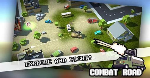 Combat road auf Deutsch