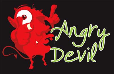 标志愤怒的恶魔