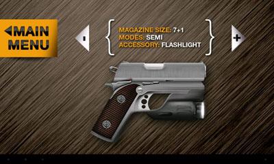 Симуляторы: скачать Weaphones Firearms Simulatorна телефон