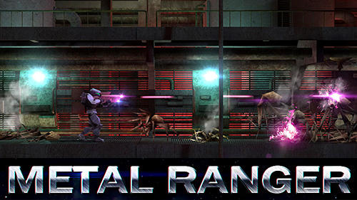 Metal ranger screenshot 1