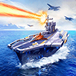 Sea fortress: Epic war of fleets ícone
