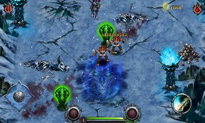 Eternity Warriors screenshot 1