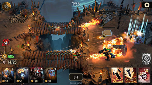 Cult of war pour Android