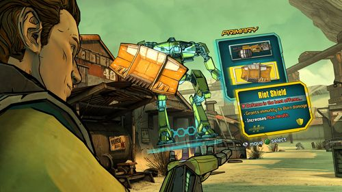 Tales from the borderlands на русском языке