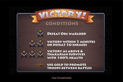 Screenshot 3 Armeen auf dem iPhone
