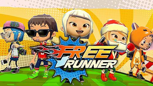 Free runner Screenshot