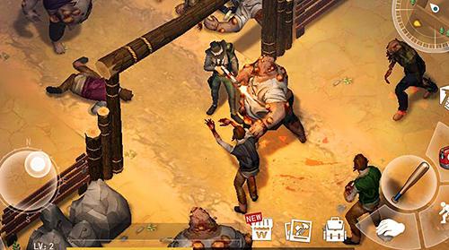 Desert storm: Zombie survival screenshot 1