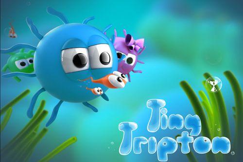 логотип Крихітний Триптон