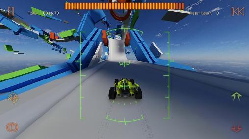 Jet car stunts 2 auf Deutsch
