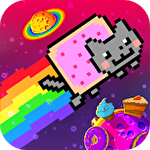 Nyan cat: The space journey icône