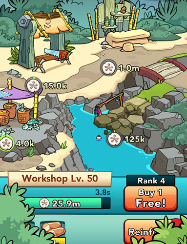 Castaway cove para Android