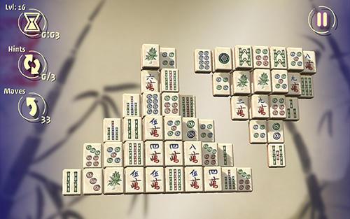 Brettspiele Divinerz: Mahjong für das Smartphone