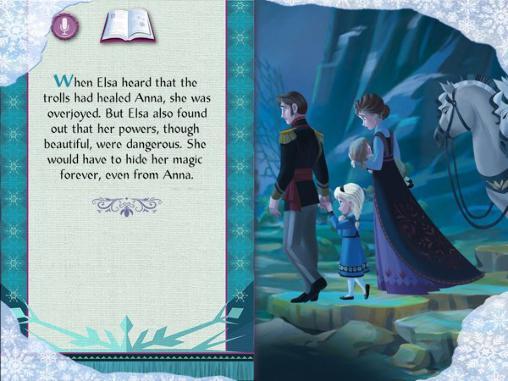 Disney. Frozen: Storybook deluxe für Android