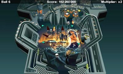 d'arcade Pinball Ride pour smartphone