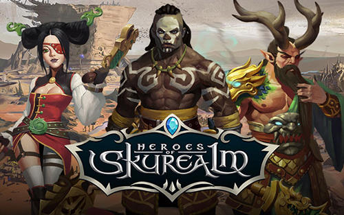 Heroes of Skyrealm icono