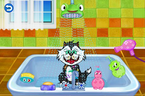 Gato Increíble: Salón de mascotas