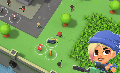 Tierras reales de batalla para iPhone gratis