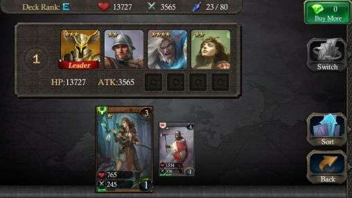 Heroes of Camelot for Android