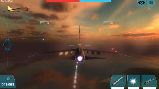 Air combat 2015 captura de pantalla 3