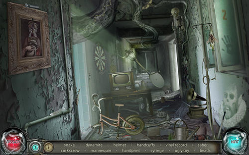 Time trap: Hidden objects auf Deutsch
