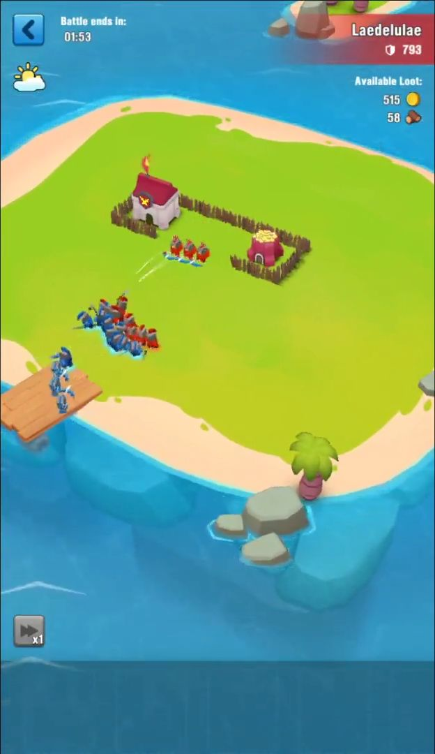 Island War for Android