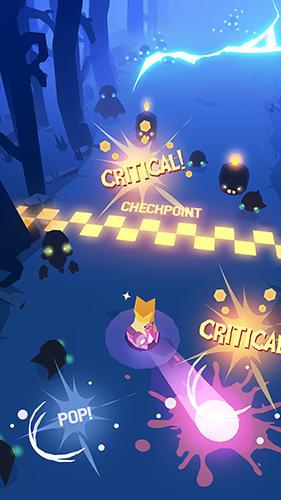 Arcade-Spiele Ghost pop! für das Smartphone
