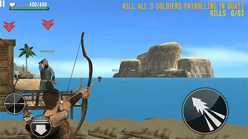 Arrow force pour Android