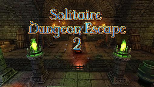 Solitaire dungeon escape 2 Screenshot