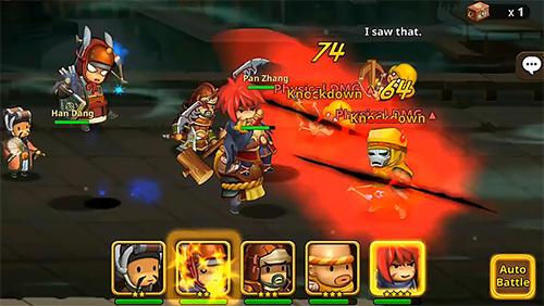 Kingdom story: Brave legion Screenshot